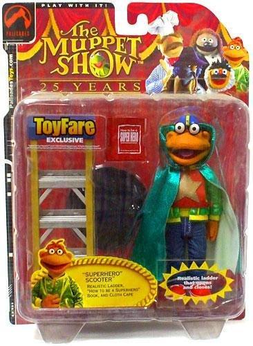 The Muppets - Patinete de superhéroe