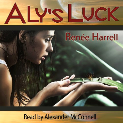 Aly's Luck audiobook cover art