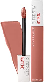 Maybelline SuperStay Matte Ink Un-nude Liquid Lipstick, Seductress, 0.17 fl. oz.