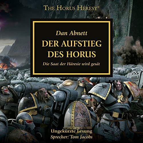 Der Aufstieg des Horus audiobook cover art