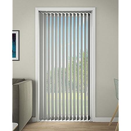 100 x 250 cm Black DEBEL Vertical Blind Line