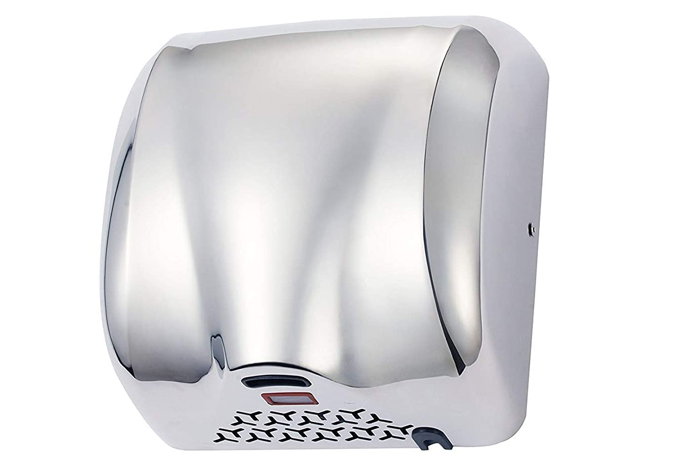 PENSON & CO. AHD-2017-01-K TCBunny Super Quiet Automatic Electric Hand Dryer Commercial High Speed 90m/s, Silver, Instant Heat & Dry, K2017