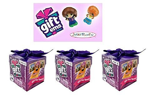 Gift 'Ems ~ Set of 3 Gift Boxes ~ Series 1