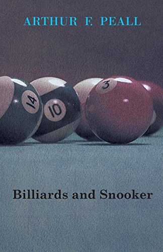 Billiards and Snooker (English Edition)