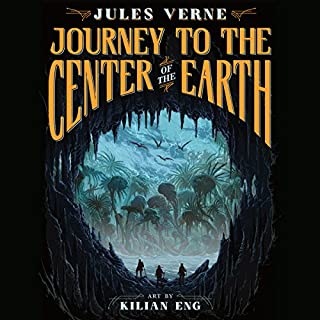 Journey to the Center of the Earth                   By:                                                                                                                                 Jules Verne,                                                                                        Frederick Amadeus Malleson - translator                               Narrated by:                                                                                                                                 Derek Perkins                      Length: 8 hrs and 40 mins     5 ratings     Overall 4.8