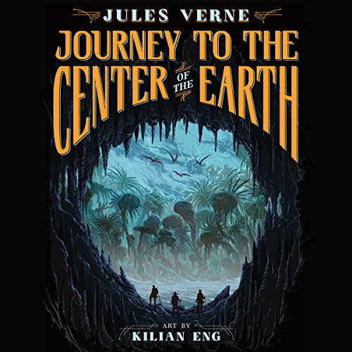 Journey to the Center of the Earth cover art