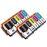 Cartridgeify 202XL Compatible con Epson 202 202XL Cartucho de Tinta, para Expression Premium XP-6000 XP-6005 XP-6100 XP-6105