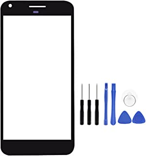 for Google Pixel XL Panel Glass Lens - Front Panel Outer Screen Glass Lens Replacement with Opening Tool for Google Pixel XL (Not LCD &Not Digitizer &Not Screen Protector)