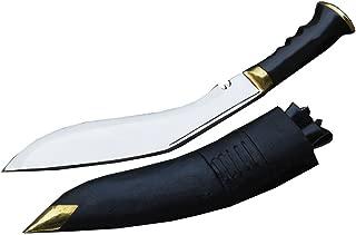 EGKH. Service No.1 Gripper Handle Kukri - Gurkha Army Issue Khukuri Knife - Hand Forged Blade in Nepal