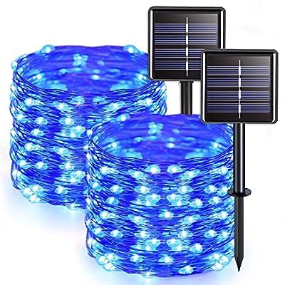 JMEXSUSS 007 2PCS Solar Copper Lights