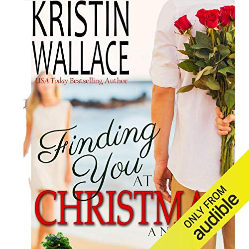 Finding You at Christmas audiobook cover art