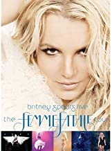 Britney Spears Live The Femme Fatale Tour [Deluxe Edition DVD + Bonus CD] by N/A (0100-01-01)