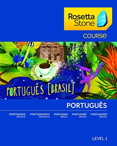 Rosetta Stone Portugais (Brésil) Niveau 1 pour Mac