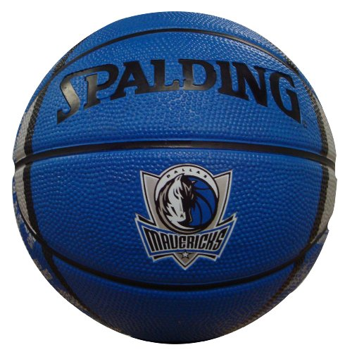 Check Out This NBA Dallas Mavericks Mini Basketball, 7-Inches