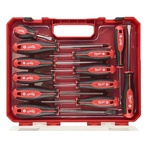 Milwaukee Set of 12 Tri-Lobe Screwdrivers