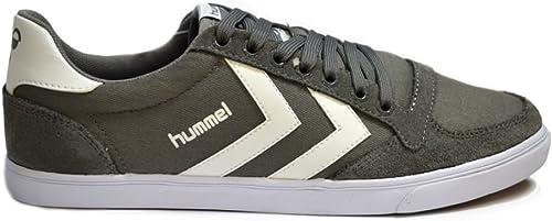 Hummel Slimmer Stadil Low Trainer Frost grau - 7 UK