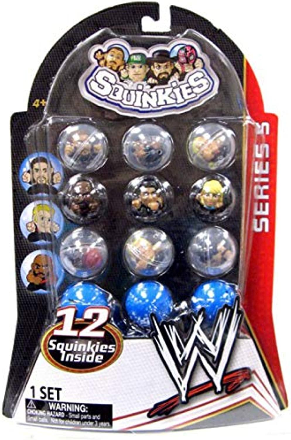 grandes precios de descuento WWE Wrestling Series 5 Squinkies 12-Pack 12-Pack 12-Pack by Squinkies  solo para ti