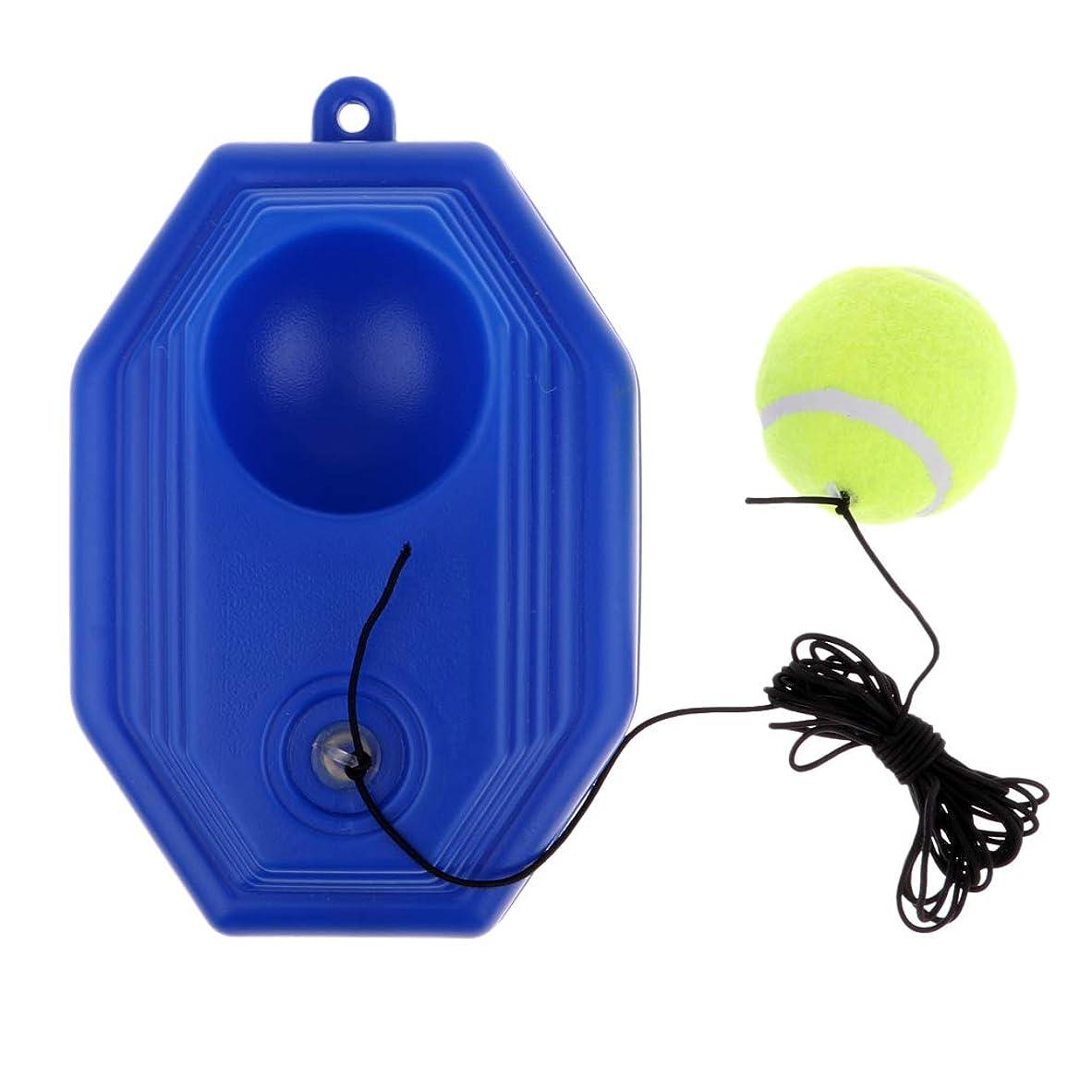 対幻滅目的P Prettyia テニストレーナー 練習 テニス訓練補助ツール 単一