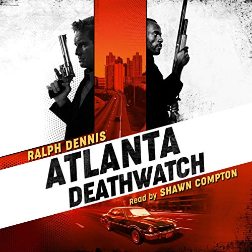 Atlanta Deathwatch audiobook cover art