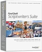 Final Draft Scriptwriter's Suite [Final Draft 7 & Final Draft AV2]