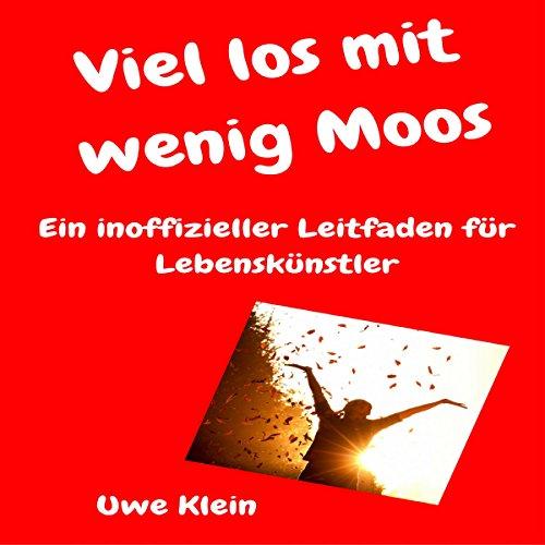 Viel los mit wenig Moos audiobook cover art