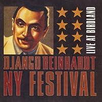 The Django Reinhardt New York Festival Live At Birdland by Various Artists (2001-10-02)