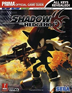 Shadow The Hedgehog (Prima Official Game Guide)