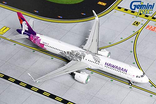 GeminiJets GJHAL1843 1:400 Hawaiian Airlines Airbus A321neo