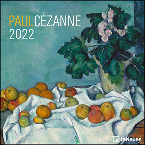Paul Cézanne 2022 - Wand-Kalender - Broschüren-Kalender - 30x30 - 30x60 geöffnet - Kunst-Kalender