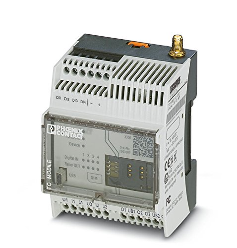 HOENIX CONTACT module GSM TC Mobile I/O X200 12 V/DC, 60 V/DC
