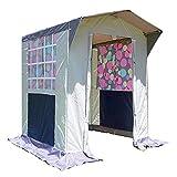 Hosa - Tienda Cocina Miami de Camping - Fabricada en Poliester y Techo de PVC Impermeable - Ideal para Trastero o Almacen