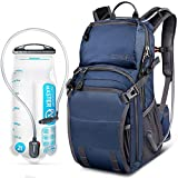 OutdoorMaster 25L Hydration Backpack - 2L BPA Free Bladder | Large Volume, Ultra Ventilated...