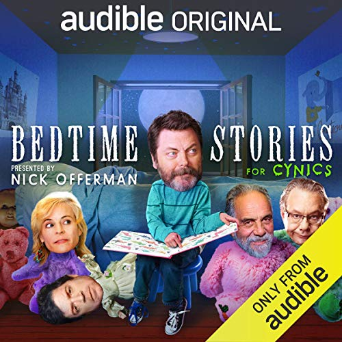 Bedtime Stories for Cynics cover art
