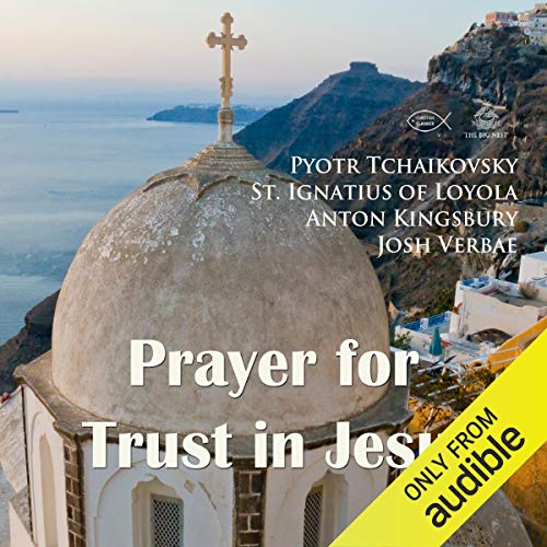 Prayer for Trust in Jesus cover art