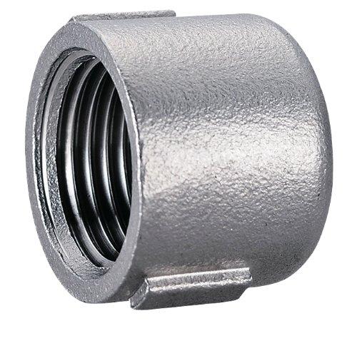 SANEI 配管部品 ステンレスキャップ 不要なオネジ配管をふさぐ Rc1/4 TS780-8