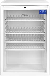 Super General 150 Liter Gross Compact Single-Door Chiller, Upright Beverage-Showcase, Energy-saving, low-noise, White, SGS...