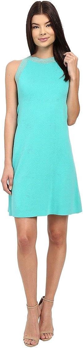 Trina Trina Turk Women's Eryn Sleeveless Sweater Dress