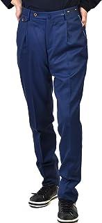 (ピーティーゼロウーノ) PT01 パンツ MAESTRO GENTLEMAN FIT GF11ZP0MA1 0360 ブルー