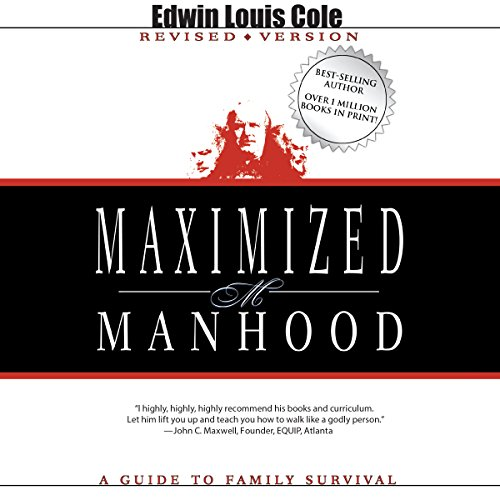 Maximized Manhood audiobook cover art