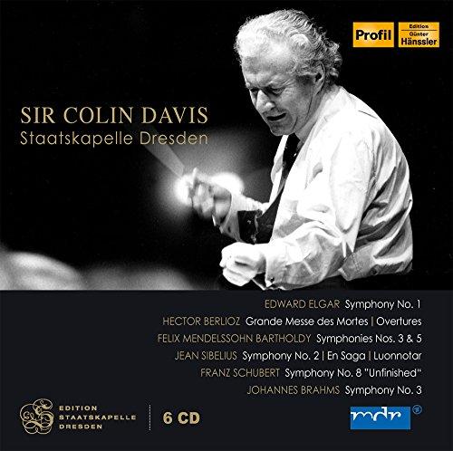 Colin Davis - Staatskapelle 6CD