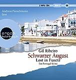 Schwarzer August: Lost in Fuseta (Leander Lost ermittelt, Band 4)
