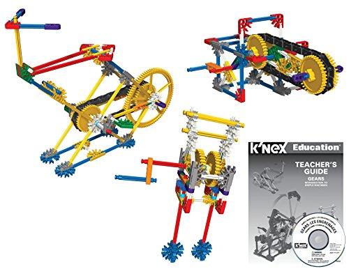 K'Nex Simple Machines Gear Set