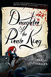 Cover of Daughter of the Pirate King