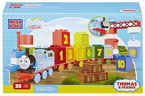 Mega Bloks 10658 - Thomas - 123 Zug