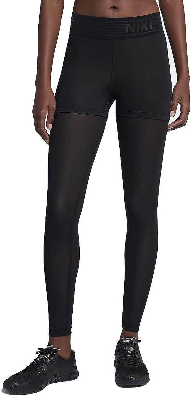 Nike 日時指定 Pro 5%OFF Womens Running Leggings Athletic Fitness