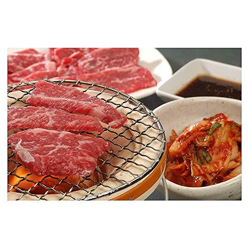 ( 産地直送 お取り寄せグルメ ) 滋賀 近江牛 焼肉 もも・バラ 500g