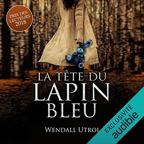 Page de couverture de La tête du lapin bleu