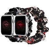 Supore Solo Loop Cinturino in Nylon Comapatibile con Apple Watch 38mm 40mm 42mm 44mm, Leggero Traspirante Cinturino di Ricambio Sportivo per Apple Watch SE / iWatch Series 6 5 4 3 2 1