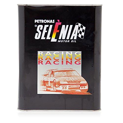 Selenia Racing De carreras 10W-60/2-Litros frasco