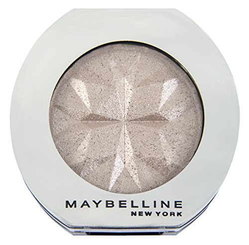 Maybelline New York Lidschatten Colorshow Mono Shadow Lustrous Beige 34 / Eyeshadow Beige Metallic...